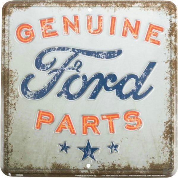 Billboard Ford genuine parts 2