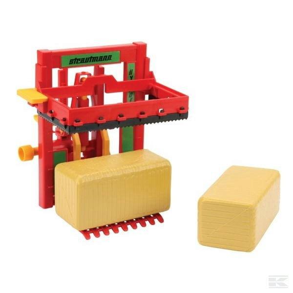 Bruder Strautmann silage block cutter U02333 2