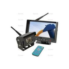 Wireless Reversing Camera System with 7 LCD Monitor SP28801 2