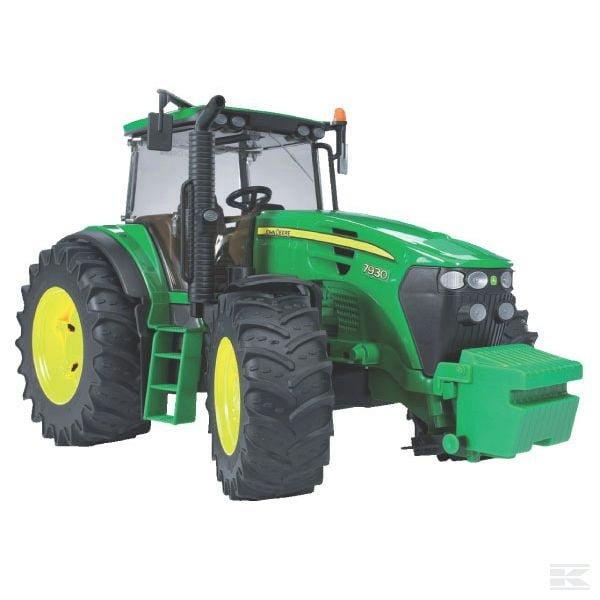 Bruder John Deere 7930 Tractor U03050 2