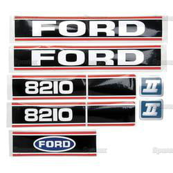 Decal kit-ford 8210 Force II 2