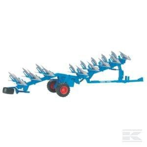 Bruder Lemken plough Vari Titan U02250 1