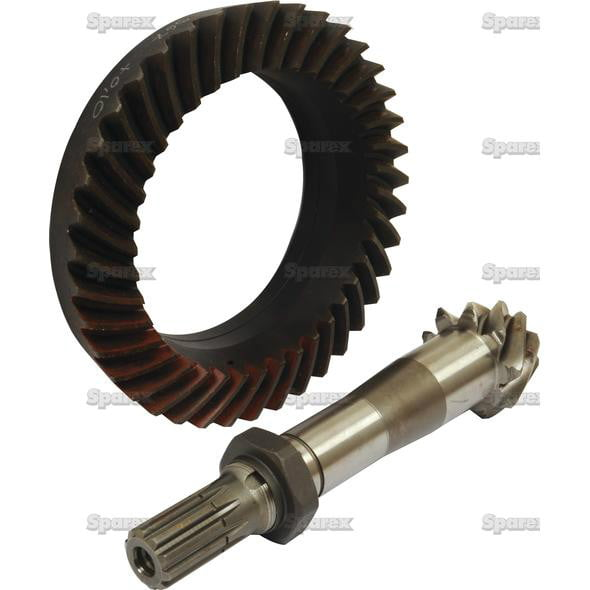 Crown Wheel & Pinion front axle 2