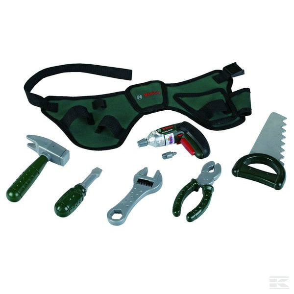Childrens Kids Toy Bosch tool belt 2