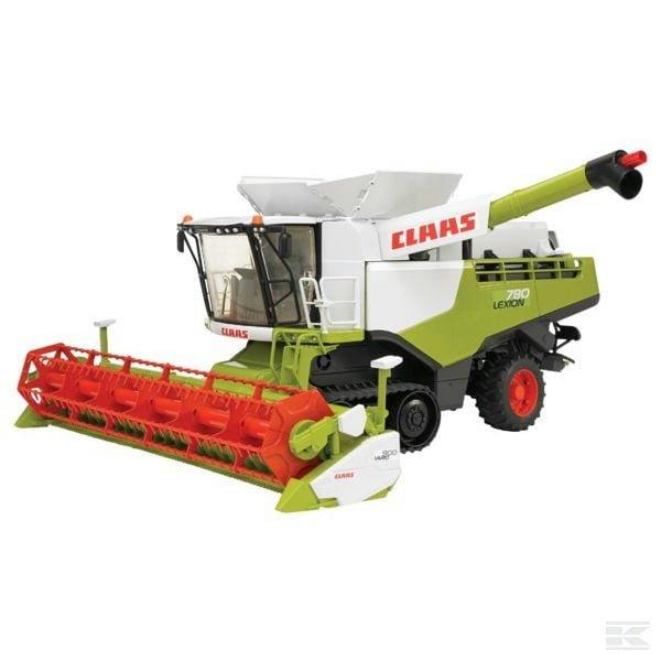 Bruder Claas Lexion 780 combine harvester U02119 2
