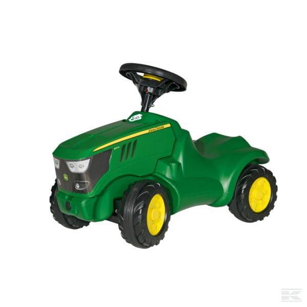 ROLLY John Deere push tractor R13207 2