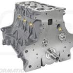 Short Motor Ford 6410 6600 6610 6700 6710 Tractor short motor 2