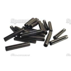 Metric Roll pin Qty 10 2