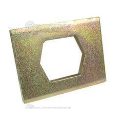 "Slurry Plate 4"" x 3"" Dowdeswell 1050, 1550 2"