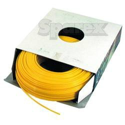 Strimmer cord round 3mm x 100mm 2