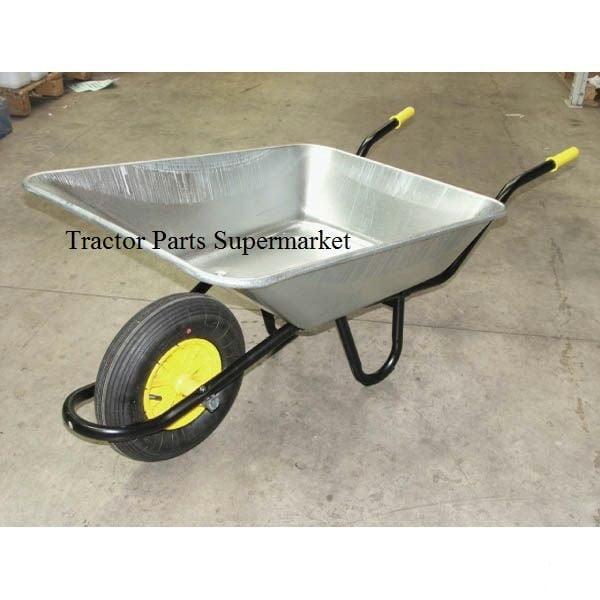 Wheelbarrow Smithfield Heavy Duty Wheelbarrow Galv 6cu 2