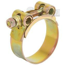 Heavy Duty Hose Clip: Ø 52-55mm SP11387 Pack of 5 2