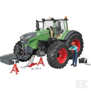 BRUDER Fendt 1050 Vario + mechanic U04041 2