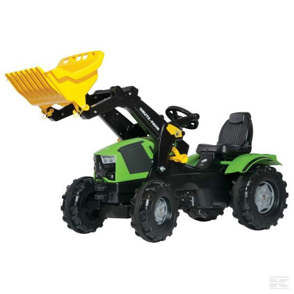 ROLLY DEUTZ-FAHR 5120 w.front loader R61120 2