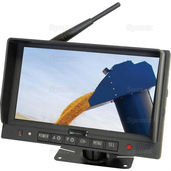 """Wireless 7"""" colour Monitor 2"""