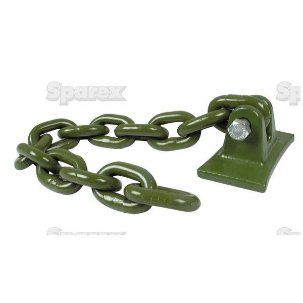 """Flail Chain assembly 1/2"""" x 13 link Fraserfras 2"""