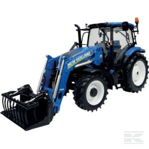 UNIVERSAL HOBBIES New Holland T6.145 + frontloader UH4956 2