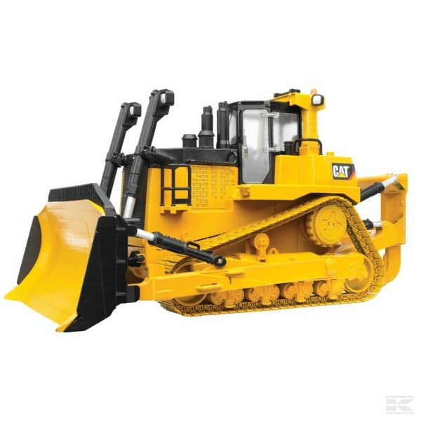 Childrens Kids Toy Bruder Caterpillar compact excavator 2