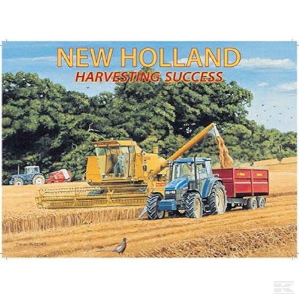 Harvesting sign New Holland TTF3116 2