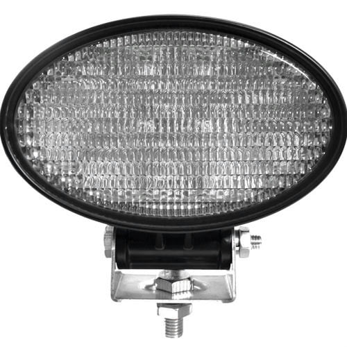 "LED 6"" Oval Worklamp 1"
