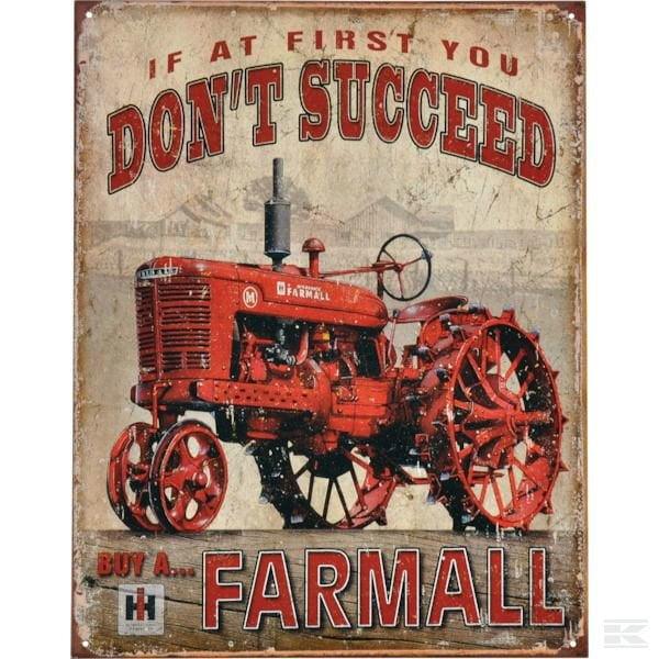 Farmall succeed Sign TTF2114 2