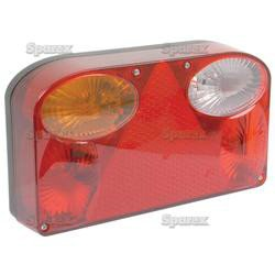Rear Combination Light, LH SP24626 2