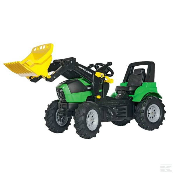 ROLLY DEUTZ Agrotron with loader R71013 2