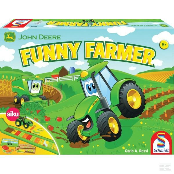 Funny Farmer Game SH40568 2