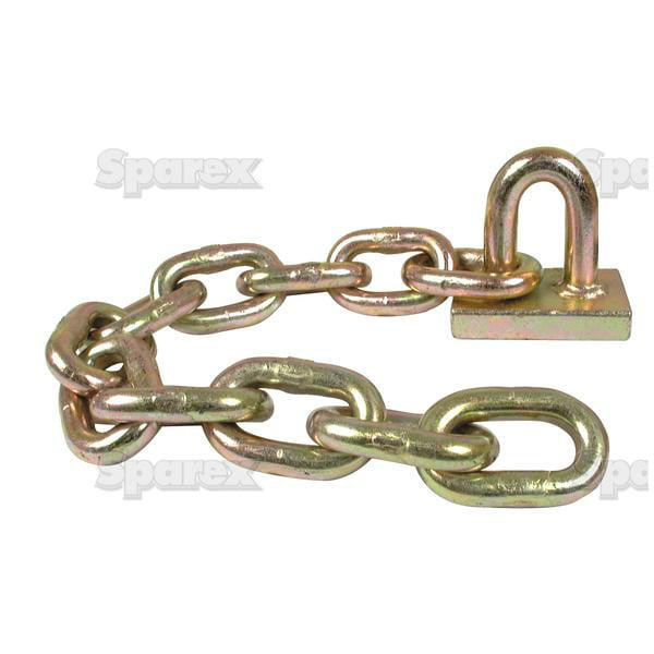 """Flail Chain assembly 1/2"""" x 11 short link Marshall MS55, MS60 2"""