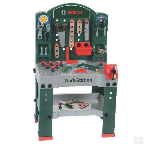 Childrens Kids Toy Work bench Bosch 2
