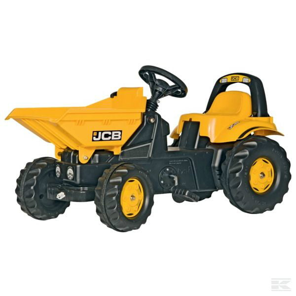 ROLLY DumperKid JCB R02424 2