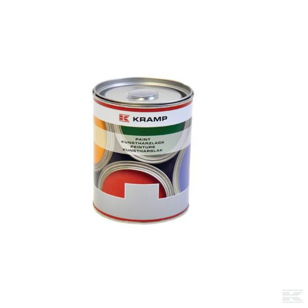 Paint Hitachi ZX18 / ZX35 orange 1L Tractor Paint 2