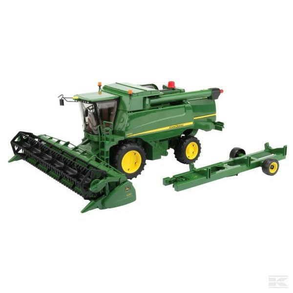 Bruder John Deere Combine Harvester T670i U02132 2