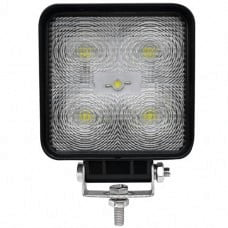 "Led Lamp 4"" square 2"