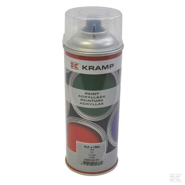 Case IH silver 400ml aerosol (tractor paint) 1