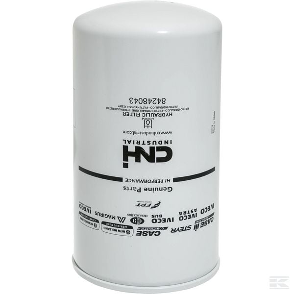 New Holland Hydraulic Filter genuine 84248043 2