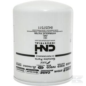 Filter hydraulic oil genuine 84257511 2