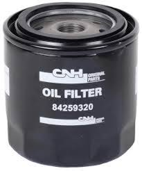 Filter Engine Oil Short genuine 84259320 2