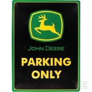Sign JD parking only TTF8157 2