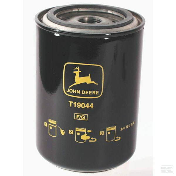 Filter Engine Oil genuine 2