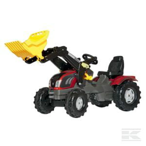 ROLLY Valtra T163 with front loader R61115 2
