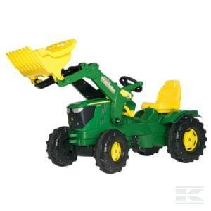 ROLLY John Deere 6210 R + loader R61109 2