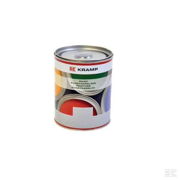 Paint Massey Ferguson industrial yellow 1L Tractor Paint 2