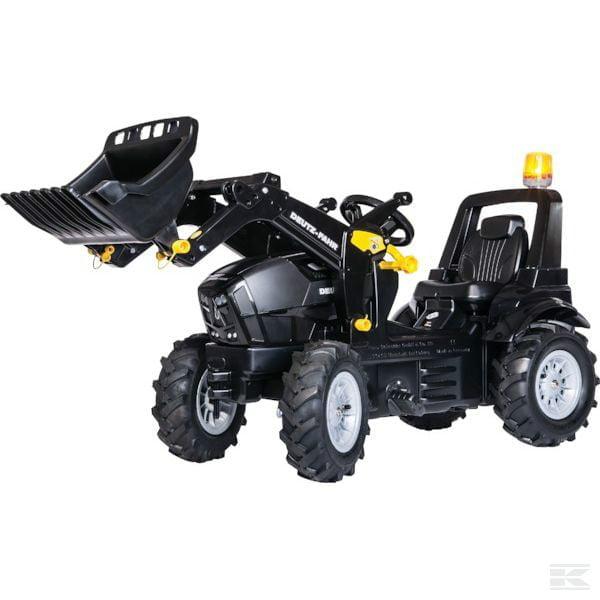 ROLLY DEUTZ Agrotron 7250TTV Black e R71033 2