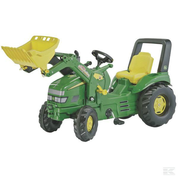 ROLLY John Deere X Trac with front loader R04663 2
