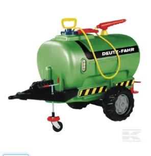 ROLLY DEUTZ-FAHR slurry tanker w. nzl R12879 2