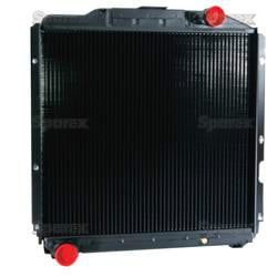 Radiator  Massey Ferguson 3670 3680 3690 2