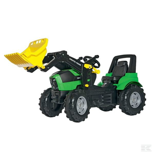 ROLLY DEUTZ Agrotron with loader R71003 2
