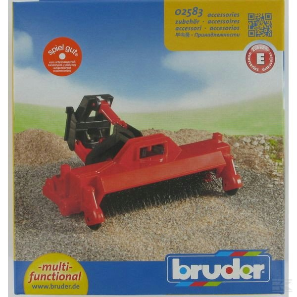 Bruder Road sweeper U02583 2