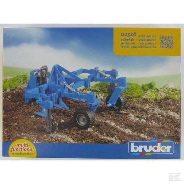 Bruder Front cultivator U02326 2